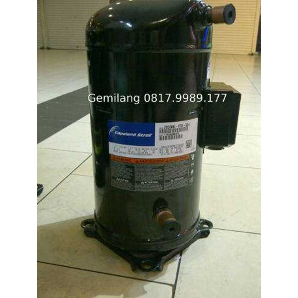 compressor ac 7, 5pk copeland scroll zr94kc - tfd - 522