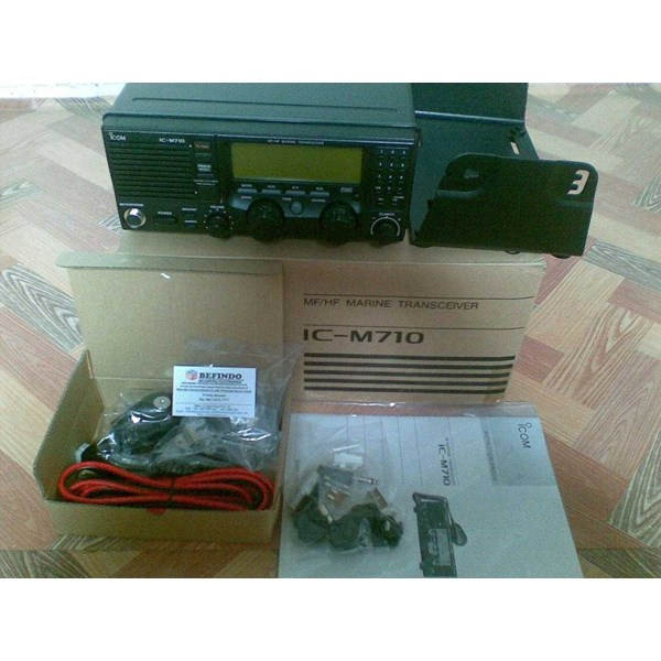 hf ssb ( single side band ) icom ic-m710 murah dan bergaransi