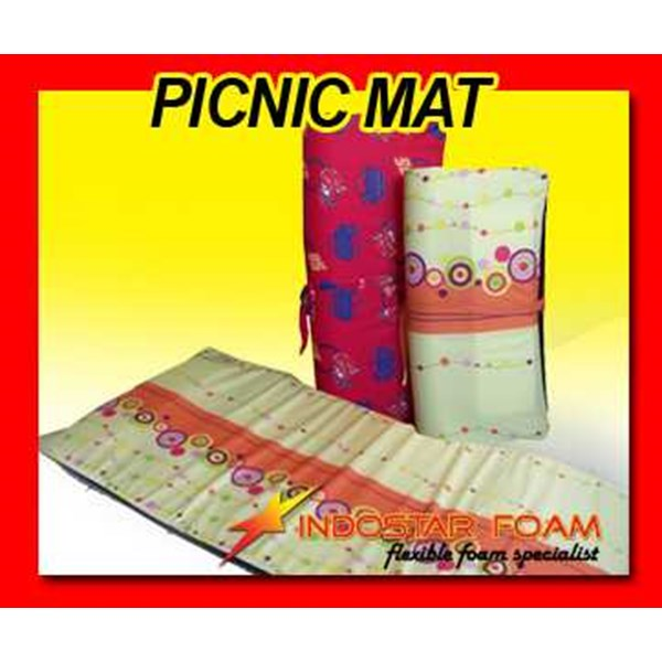 travel mattrass / picnic mat