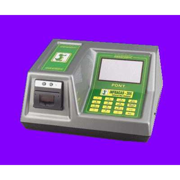 assemblade gas analyzer - infragas-305 - motorcycles approved