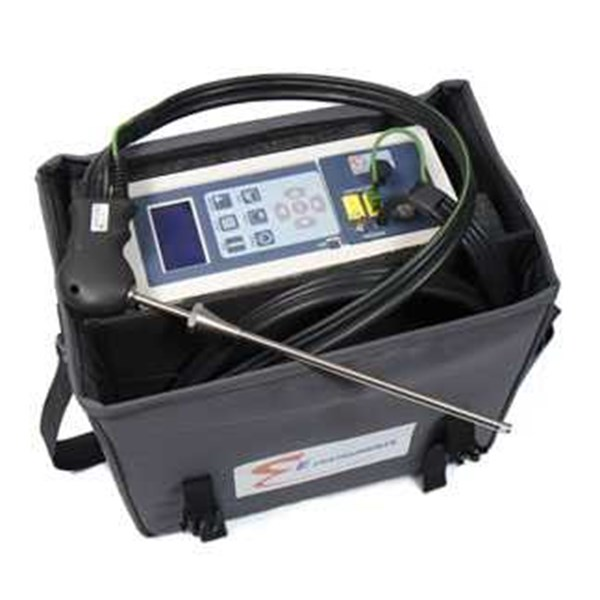 combustion combustion gas & emissions analyzers: industrial e8500