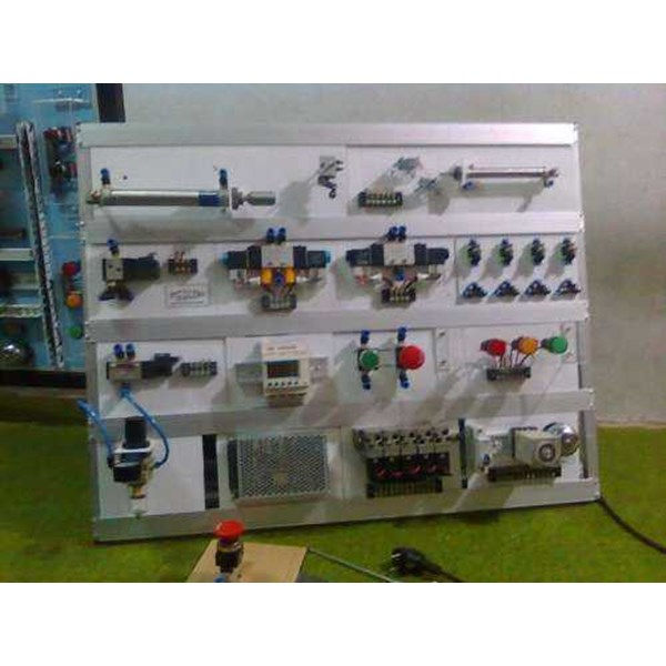 trainer pneumatic malang-7