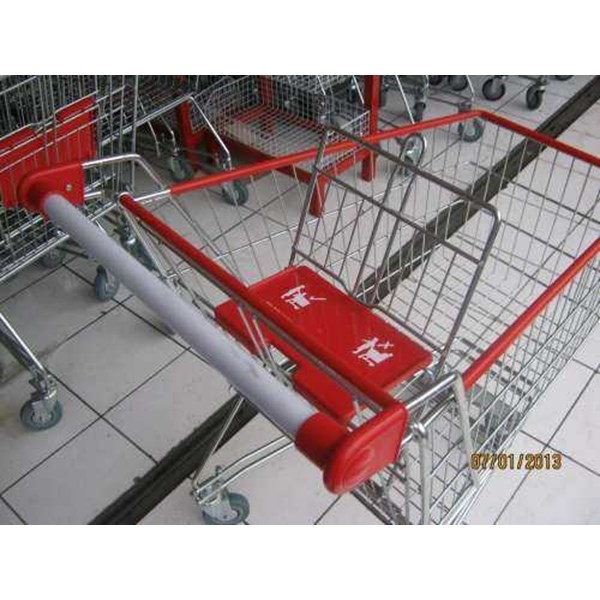trolley supermarket / trolley belanja-2
