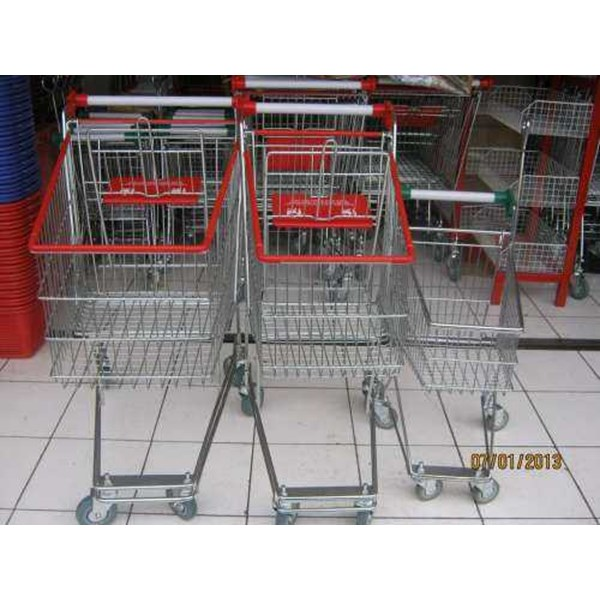 trolley supermarket / trolley belanja-1