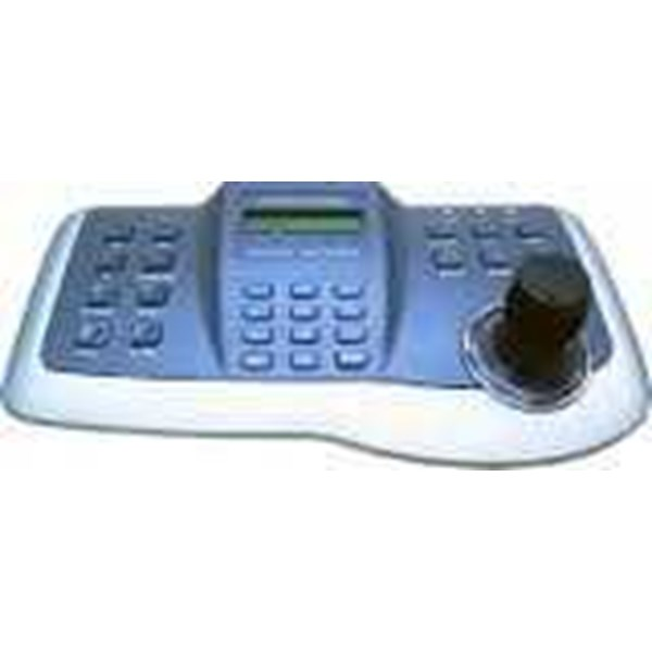 cctv makassar - speed dome control keyboard telview