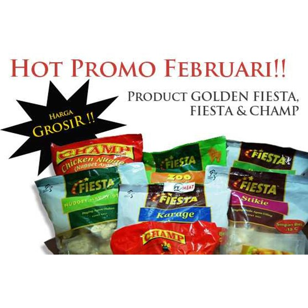 product fiesta, champ, golden fiesta
