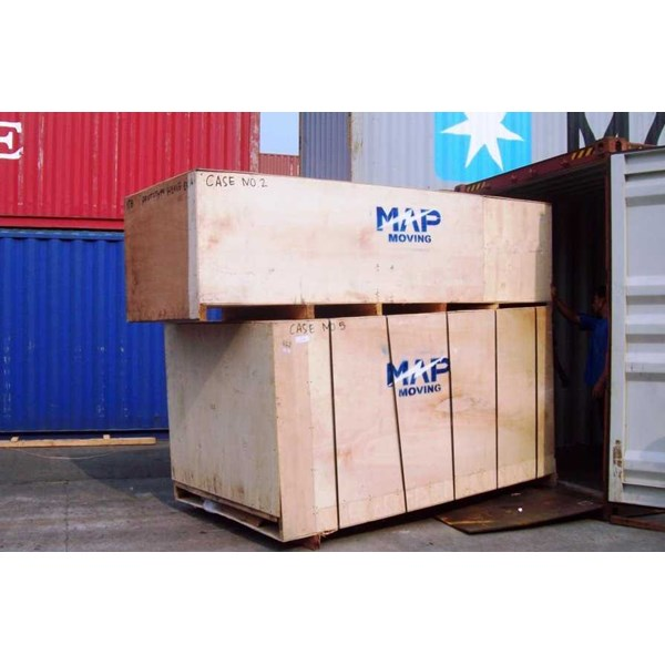 lift vans, wooden crate, trucking, packing, otomotive relocation