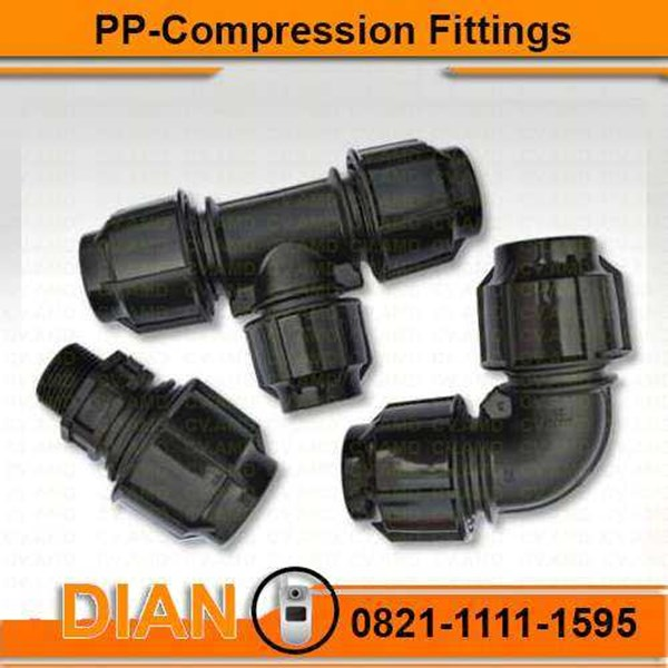 fittings hdpe merk amd-3