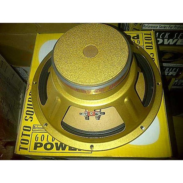 toto sound 10 gold series