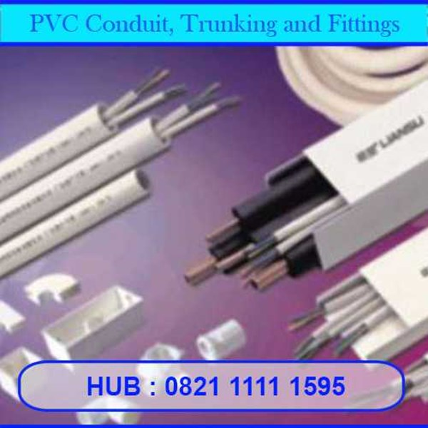pvc conduit, trunking and fittings-3