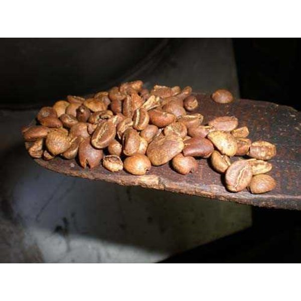 roasted beans