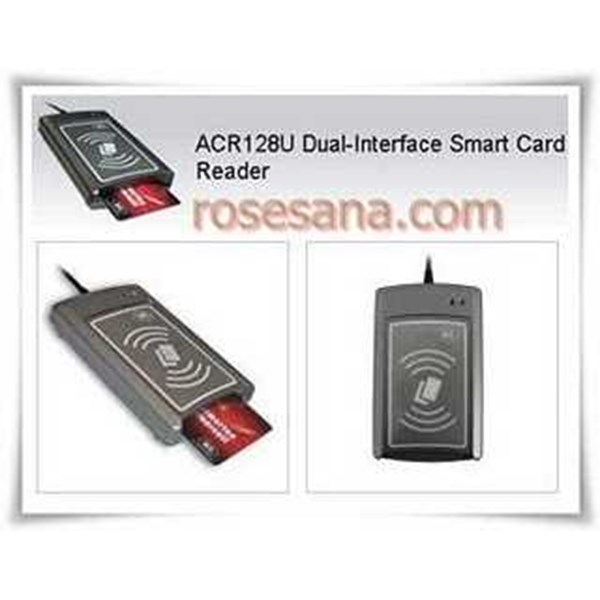 acr128u smart card dan rfid reader