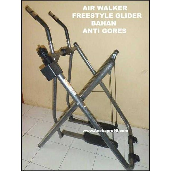 air walker / new freestyle glider anti gores ( alat fitness multi fungsi)