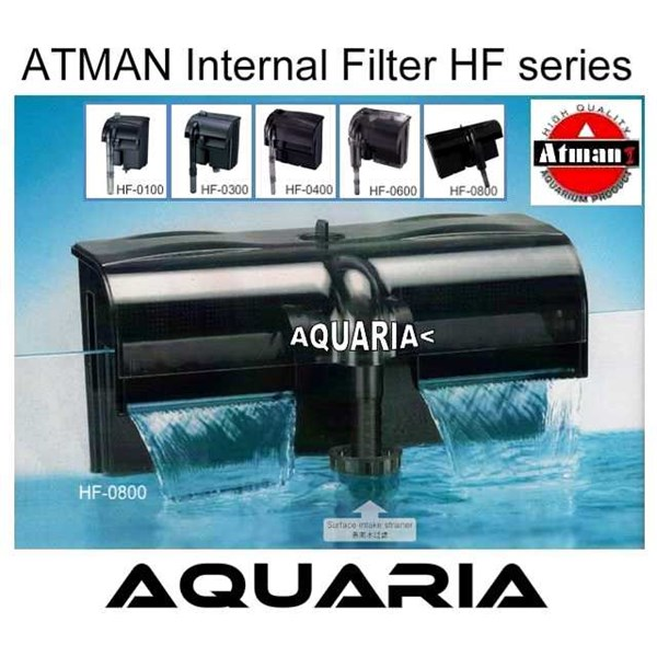 atman hang-on filter hf-series