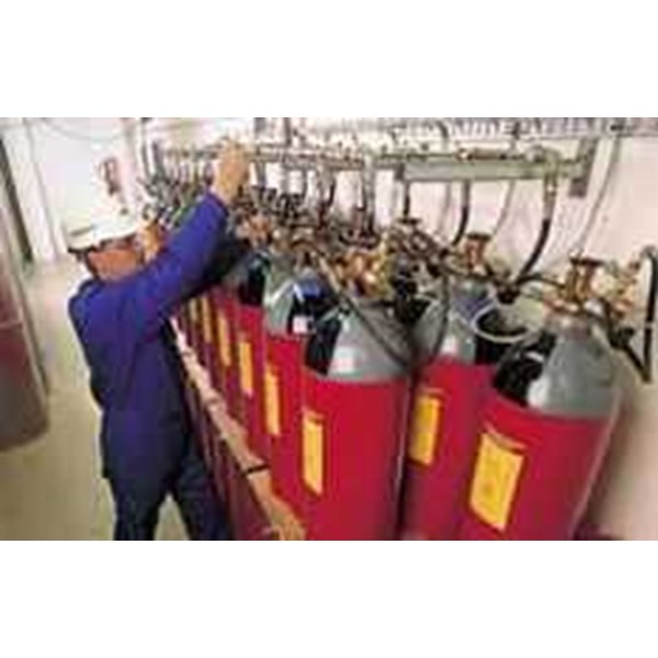 argonite   fire extinguishing systems