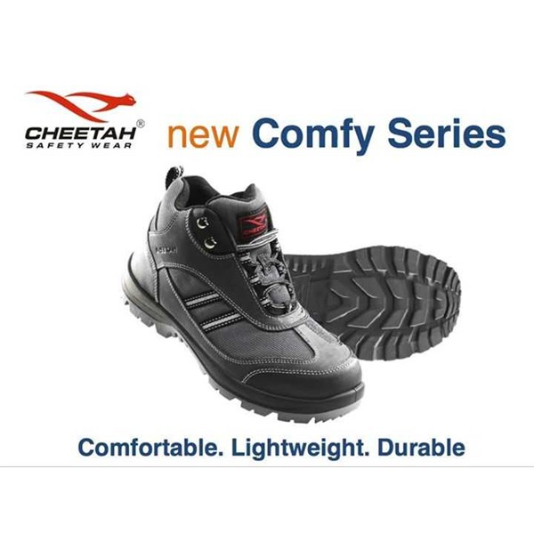 CHEETAH SAFETY SHOES oleh ZONASAFETY di Surabaya 0159d2d403