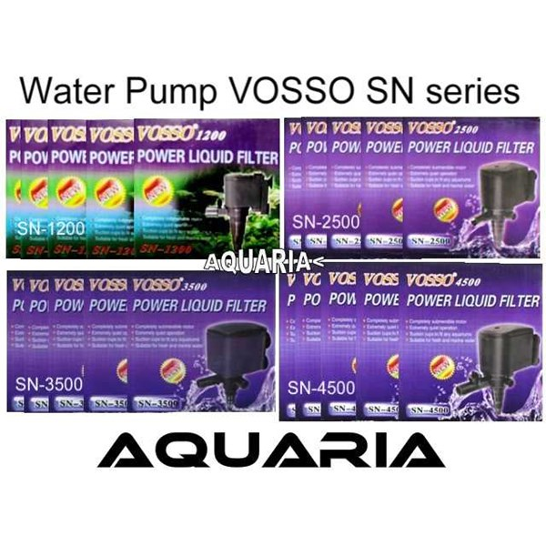 pompa air vosso sn series power vosso submersible pump sn series-3