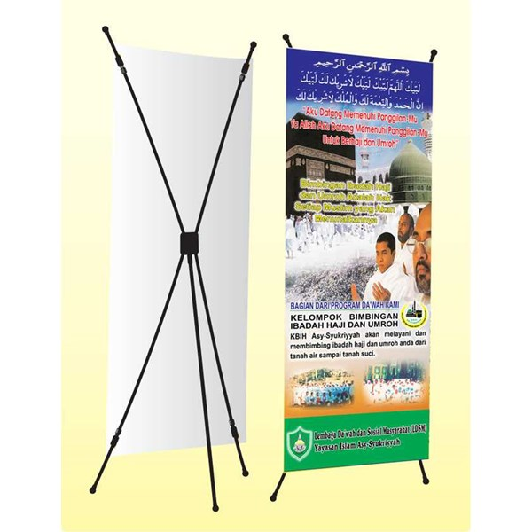 x-banner, mini x baner, y banner, roll up banner