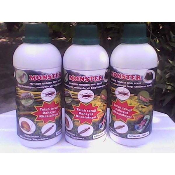jual pestisida organik monster
