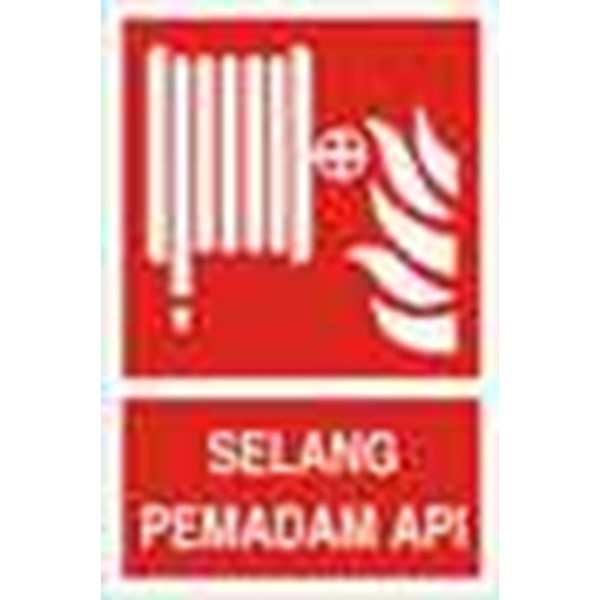 rambu selang pemadam api | fire fighting signs