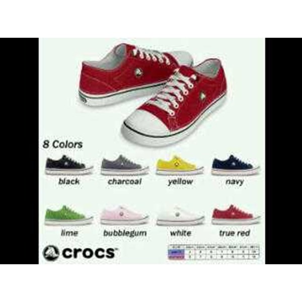 crocs Hover lace up oleh Herza  Shop di Badung 8058bed09b2