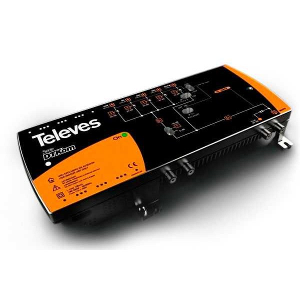 5338 dtkom televes broadband distribution amplifier