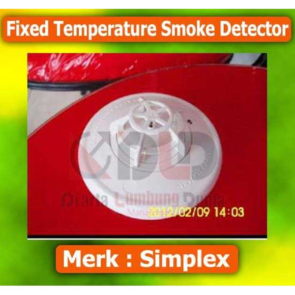 simplex fixed temperature detector konventional-1