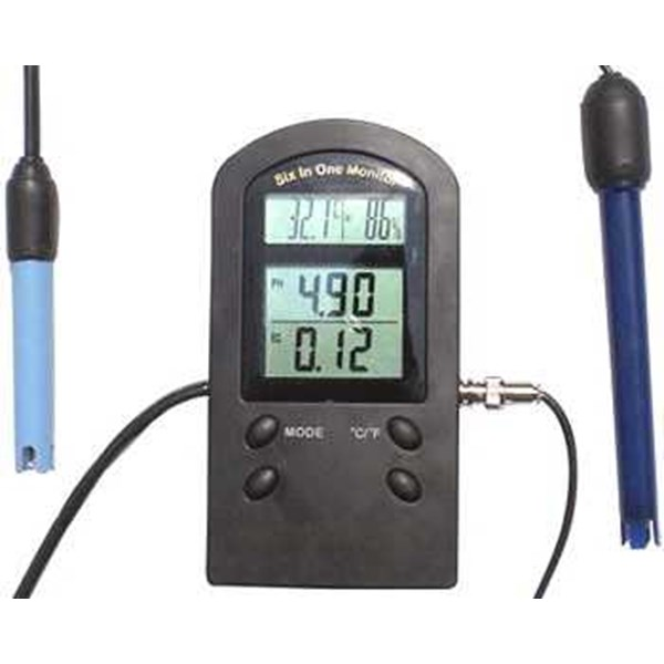ph-02636 multi-parameter water quality monitor
