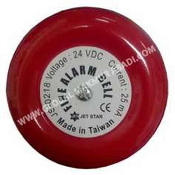 Jual Jet Star JS 0218 6 Inch Fire Alarm Bell Oleh Global