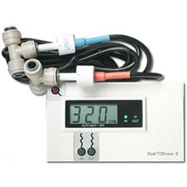 dm-2: commercial in-line dual tds monitor ( hm digital product)