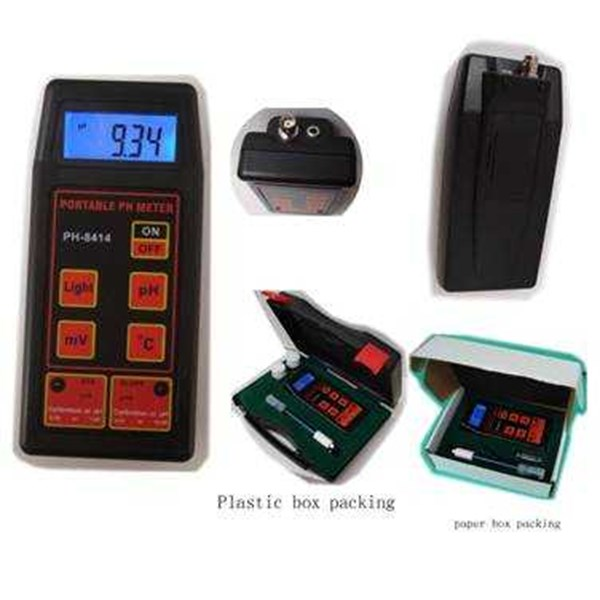 orp-8414 ph/ temp/ orp meter ( recommended)