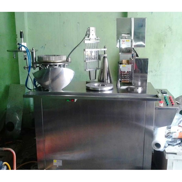 semi automatic hard capsule filler for liquid-4