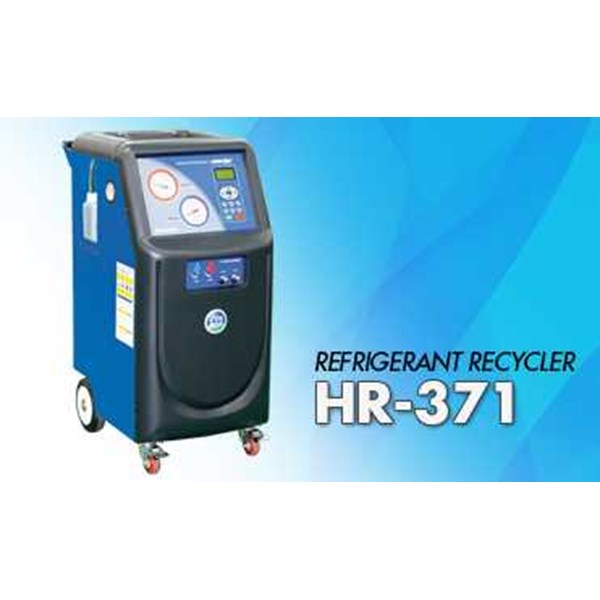 refrigerant recycler heshbon hr-371 (recycle ac)-1