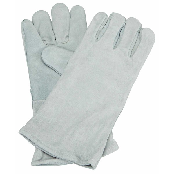 jual leather welding gloves 14 inch kualitas no 1-2