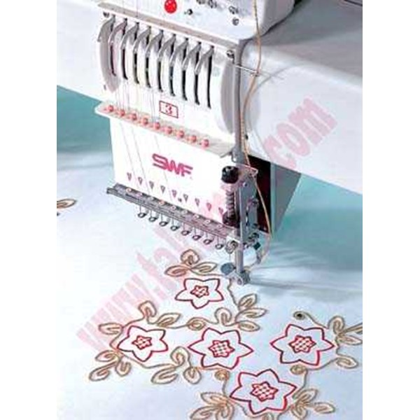 swf automatic embroidery machine