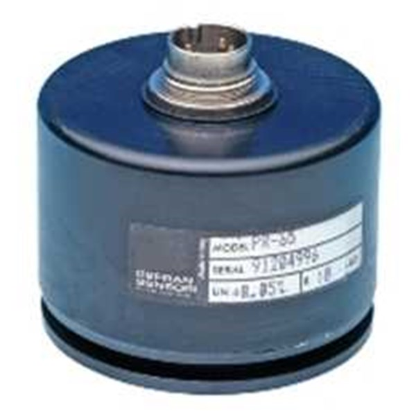 gefran, rotative position transducer in inductive plastic, model: pr65, type: ic