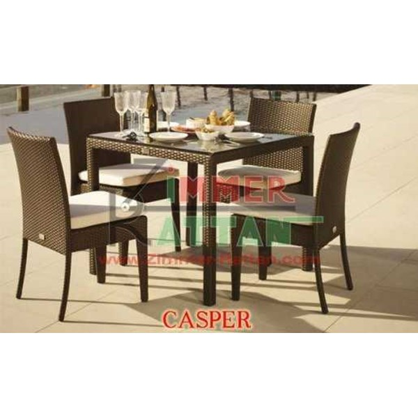 casper dining set