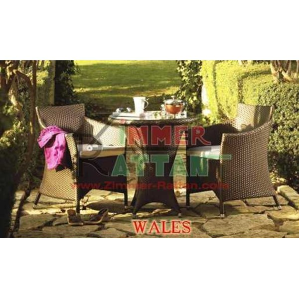 wales dining set