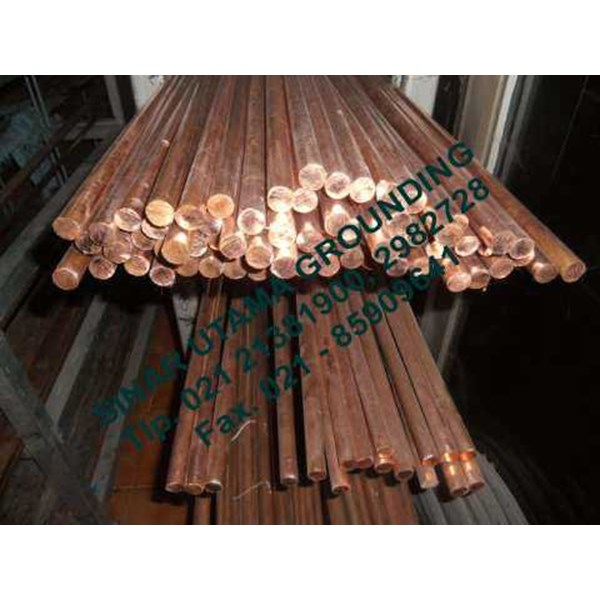 ground rod | copper rod | earthing rod-3