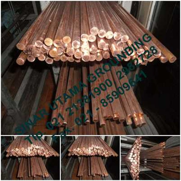ground rod | copper rod | earthing rod-1