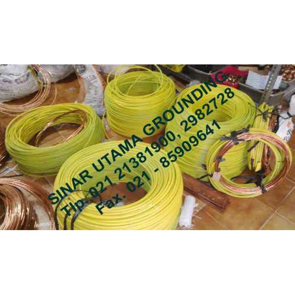 kabel nya | kabel grounding | kabel pvc insulation