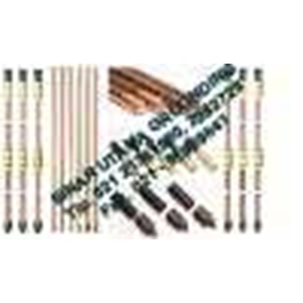 earthing rod | copper clad steel | copper bonded | elektrode