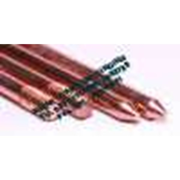 earthing rod | copper clad steel | copper bonded | elektrode-4