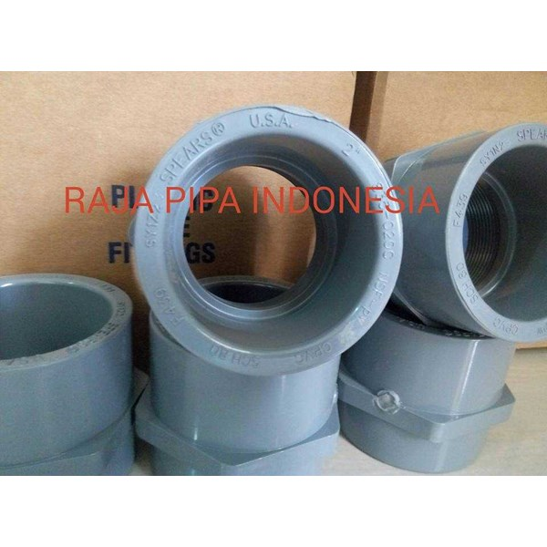 distributor jual pipa pvc and cpvc pipes - sch 40 & 80-1