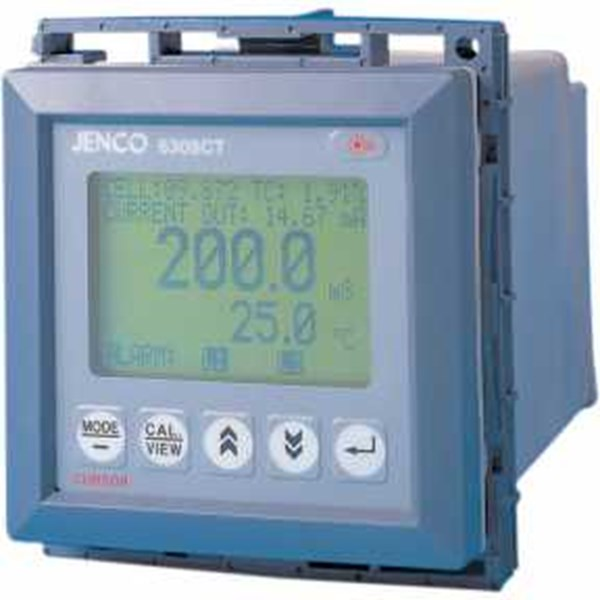 jenco conductivity, tds, temperature in-line analyzer 6308ct