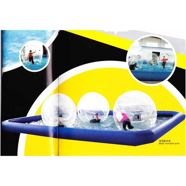 water ball ready stock
