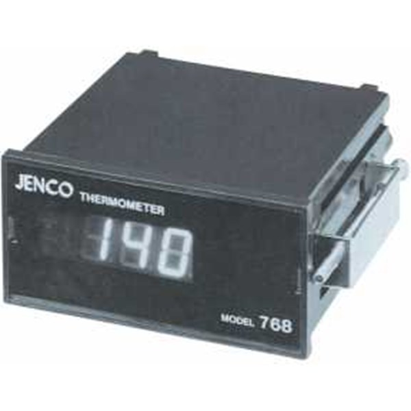 jenco temperature in-line monitor 768