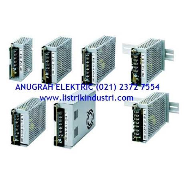 power supply> > > meanwell-omron