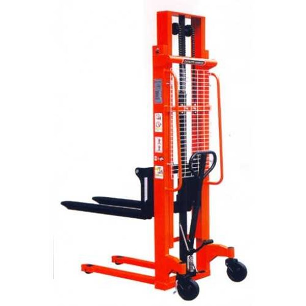 manual stacker dalton