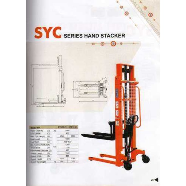 hand stacker dalton-2